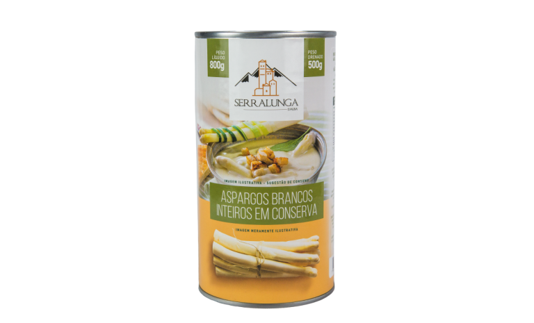 Asparagus, White Canned